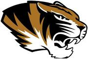Missouri Tigers Decal