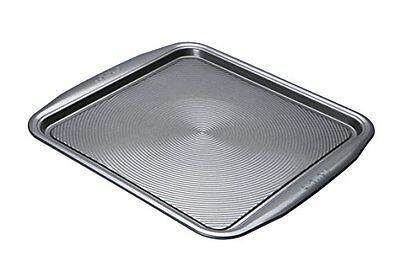 Circulon Momentum Bakeware Carbon Steel 40x32 cm Non-Stick Square Oven Tray - Gr Circulon Non Stick Bakeware