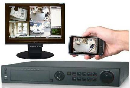 CCTV & Alarm – Security systems
