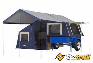 NEW CAMPER TRAILER TENTS (OZ TRAIL 7) Glengowrie Marion Area Preview