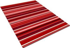 Red Kitchen Rug