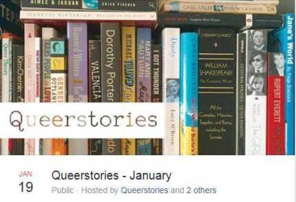 Looking for Tickets to Queerstories (January)
