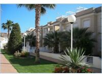 Holiday Apartment - 2 Bedroom - South East Spain. Sleeps 4. - ALL YEAR ROUND