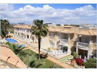 Holiday Apartment - 2 Bed - South East Spain. Sleeps 4 adults. Great venue