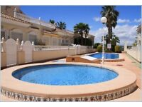Holiday apartment - Available all year. Southern Spain. Near Murcia & Alicante