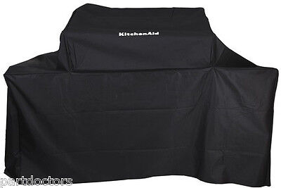 """NEW KitchenAid Outdoor Grill Cover for 36"""" Freestanding Models w/ Sides 8212701"""
