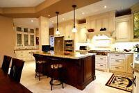 Kitchen renovation rewiring electrician Etobicoke 647-932-5666