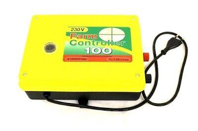 230V Pasto Cerca Granja Controlador 100 Cercado Extra Fuerte Aparato Alimentador