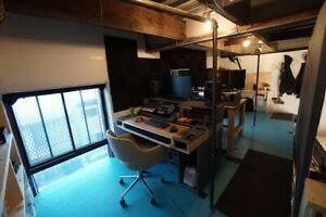 Art Studio Atelier Workshop Photo Video w/AirCon Mile Ex