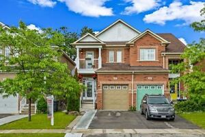 Beautiful 3+1 B/R, 2 Kit Semi With S/Ent at Bovaird/Hwy 410