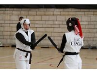 Sports Chanbara - Padded Weapons Training