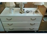 Large chest of drawers. #31200 £49