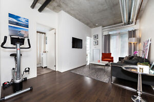 King/ Queen street West Loft for Rent - Immediately *furnished