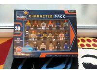 Block zone character pack
