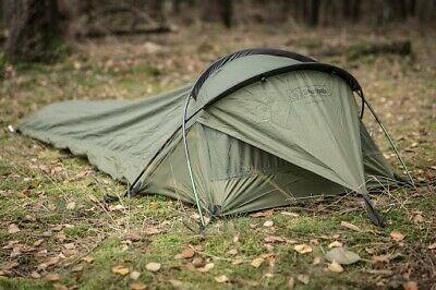 Snugpak 92860 Stratosphere 1 Person Bivvi Waterproof Shelter - Green