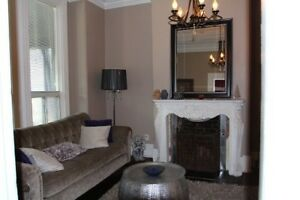 SHORT TERM LUXURY HOME FULLY FURNISHED...DOWNTOWN TOR.