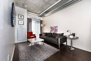 Trendy Queen west loft for rent Immediately