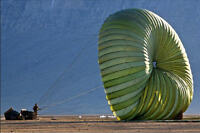 100' Cargo Parachute - Great to Cover Heavy Equipment - SALE