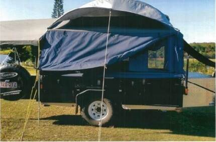 Lifestyle Icon camper trailer for sale, Full Off Road
