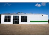 Industial Warehouse Unit to Let in Raunds 3100 sq ft