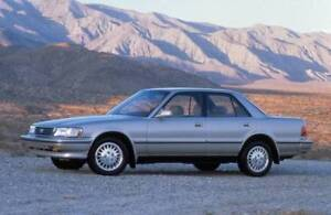 Toyota Cressida 1988 GLX - Light Grey Most Parts (no Engine) Greenwood Joondalup Area Preview