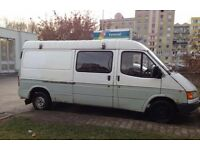 LHD - FORD TRANSIT 2.5D - LONG WHEEL BASE - LEFT HAND DRIVE - EXPORT