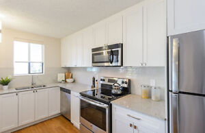 Fully renovated 1 bdrm across from King George SkyTrain!
