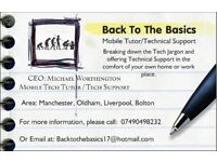 Mobile Tech Tutor And Technical Support