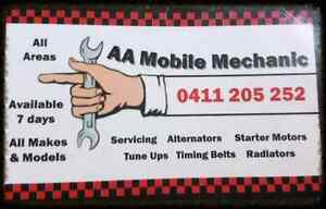 AA MOBILE MECHANIC CHRISTMAS SPECIAL Brooklyn Park West Torrens Area Preview