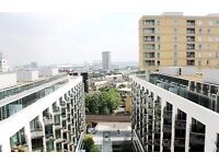 Luxury 2 Bed 2 Bath Apartment in Baltimore Wharf, Canary Wharf, Concierge, Gym, Balcony, Parking- VZ