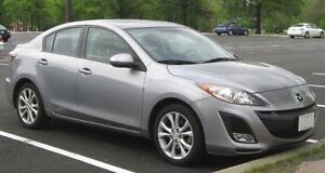 2011 Mazda3 GX; excellent condition priced well