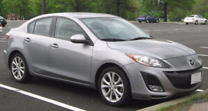2011 Mazda3 GX; runs and sounds new still in great condition