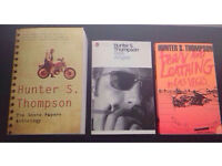 Hunter S Thompson Books