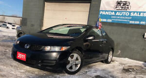 2011 HONDA CIVIC LX/Safety & Etest Certified / Financing