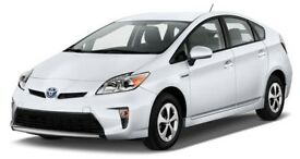 PCO Car Hire / Rent / Uber / Toyota / Prius/ Hybrid - From £100 North West london
