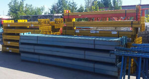 USED - Redi-Rack Beams 12' and 8'