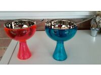 Dishes - Ice cream bowls by F.F.F. - NEW - Tableware - Ideal wedding or anniversary gift