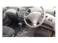 Automatic Toyota Yaris