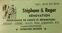 Entrepreneurs Stephen & Roger Renovation