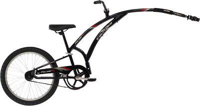 Adams Trial a Bicicleta Folder Uno Infantil Cochecito Negro