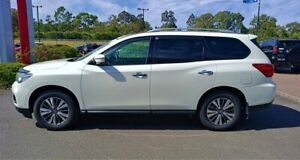 2019 Nissan Pathfinder R52 Series III MY19 ST-L X-tronic 2WD White 1 Speed Constant Variable Wagon