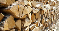 JOE'S  DRY FIREWOOD FULL 128 CORD STACKED AVAILABLE