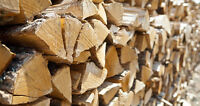 JOE'S PREMIUM FIREWOOD $275 or FULL 128 CORD STACKED
