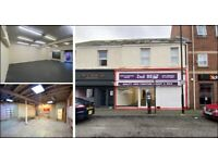Retail Unit & Lock Up | POPULAR LOCATION | Former Used Furniture | Nile Street, North Shields | C276