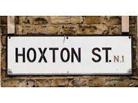 HOXTON HACKNEY OLD SHOREDITCH SHOPS >> N1 E1 E2 E3 E8 EC1 >> Cafe Restaurant Gallery Office Rent Let