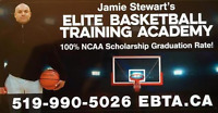 Elite Basketball Training Academy Summer Camp
