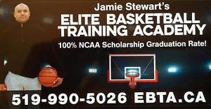 Elite Basketball Training Academy Summer Camp