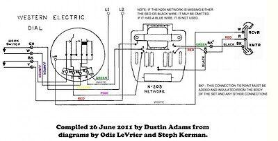 Western Electric 302 Wiring Diagram : 35 Wiring Diagram