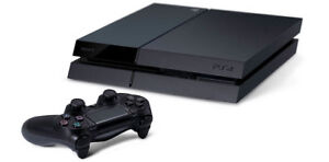 Playstation 4 package