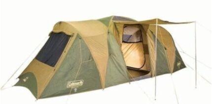 Tent - Coleman 9V Chalet  sc 1 st  Gumtree & Coleman overlander 4cv widebody tent | Camping u0026 Hiking | Gumtree ...